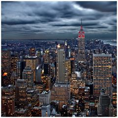 New York City - On Top ... (2nd Upload)