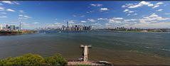 New York City | panoramic view |