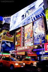 New York City Streets 1