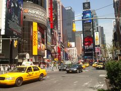 new york city - times square