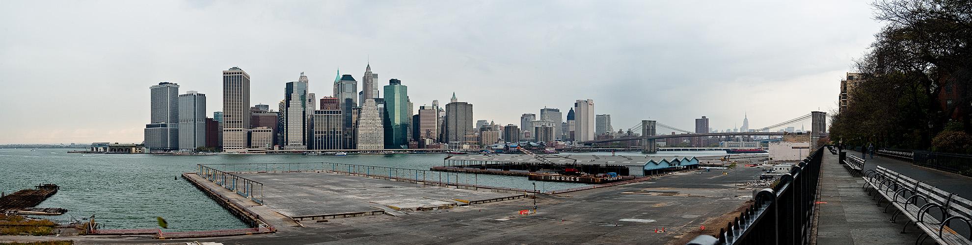 New York City von Brooklyn