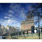 New York City - wie gemalt