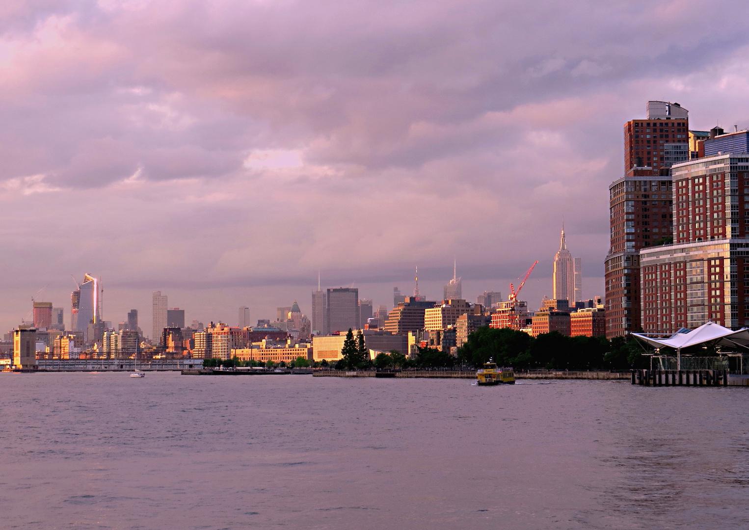 NEW YORK - evening atmosphere 1