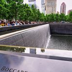 NEW YORK - Ground Zero Memorial