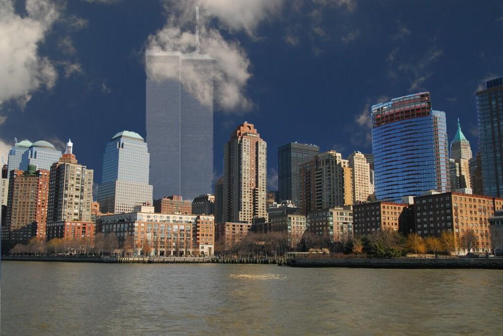 New York heute mit WTC