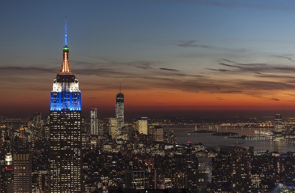 New York - Lichter