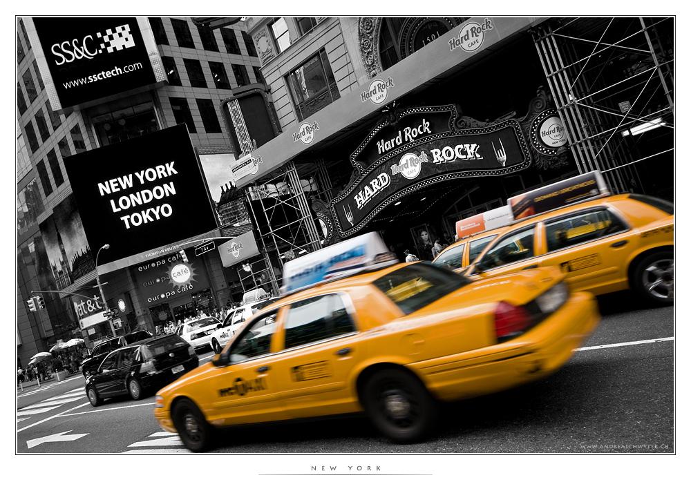 New York London Tokyo