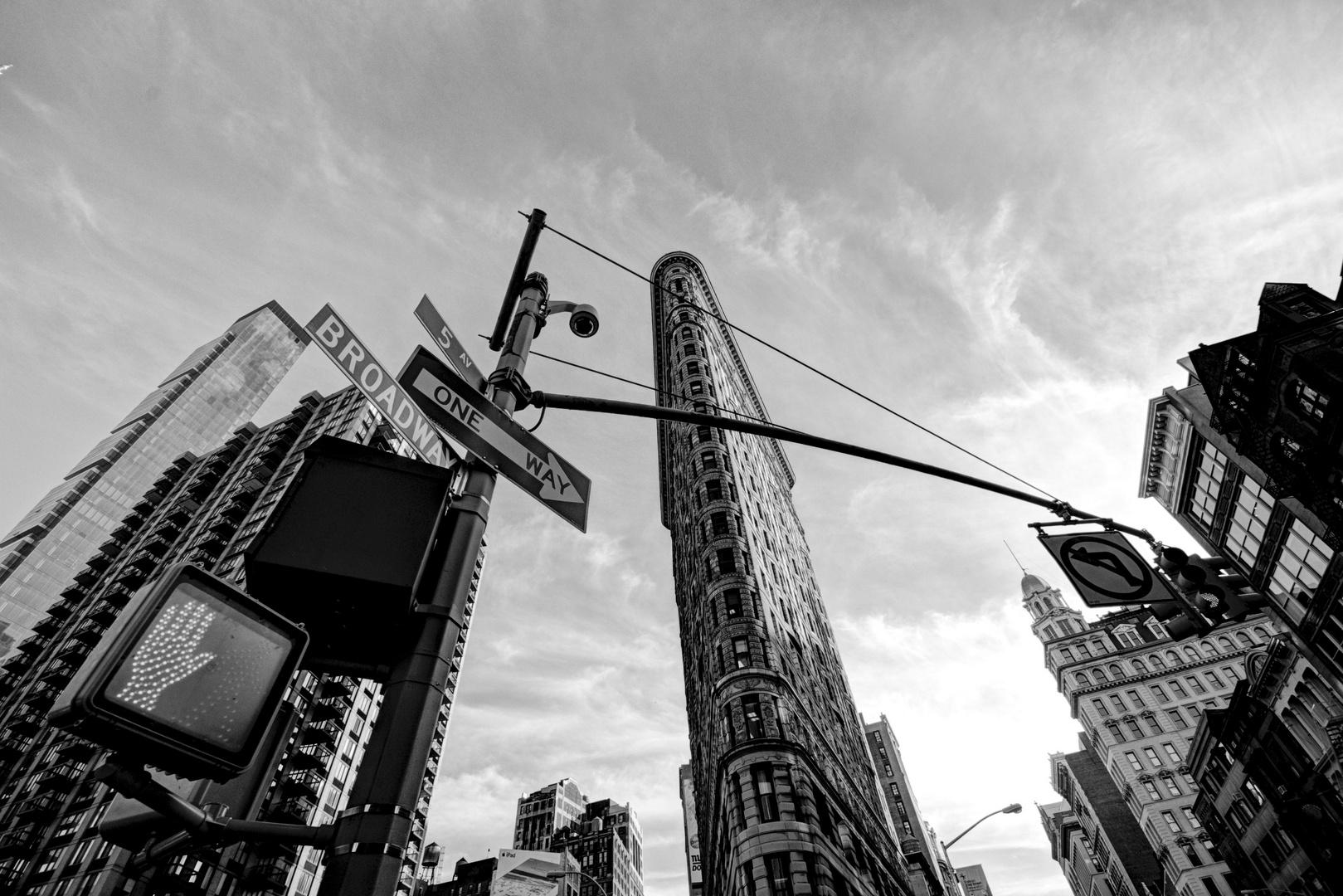 New York - Madison Square - Flatiron Building - 05