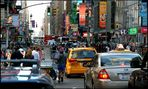 New York Moments #20 - Crowded Streets