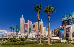 New York-New York 1, Las Vegas, USA