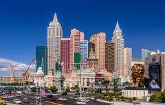 New York-New York 2, Las Vegas, USA