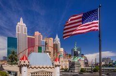 New York-New York 4, Las Vegas, USA