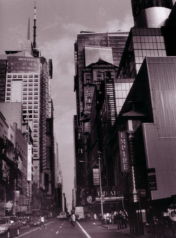 New York! New York!