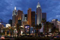 New York - New York in Las Vegas