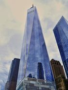 NEW YORK - One World Observatory Tower