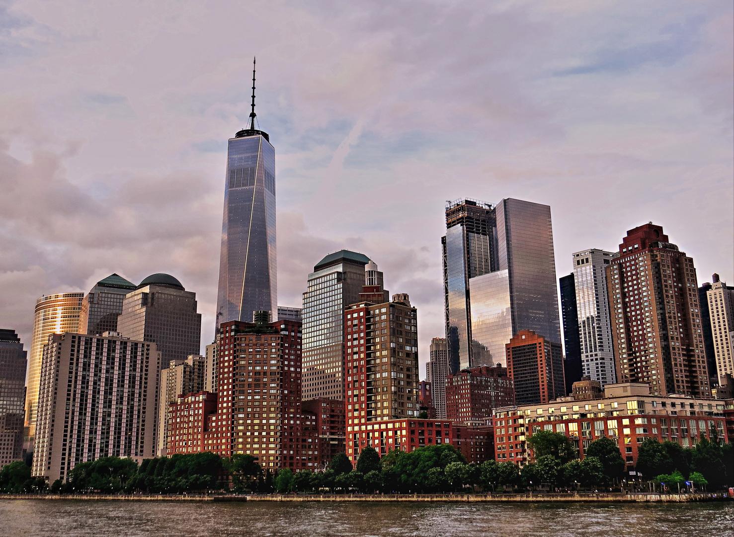 NEW YORK - One World Trade Center