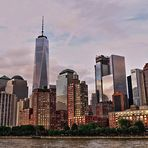 NEW YORK - One World Trade Center