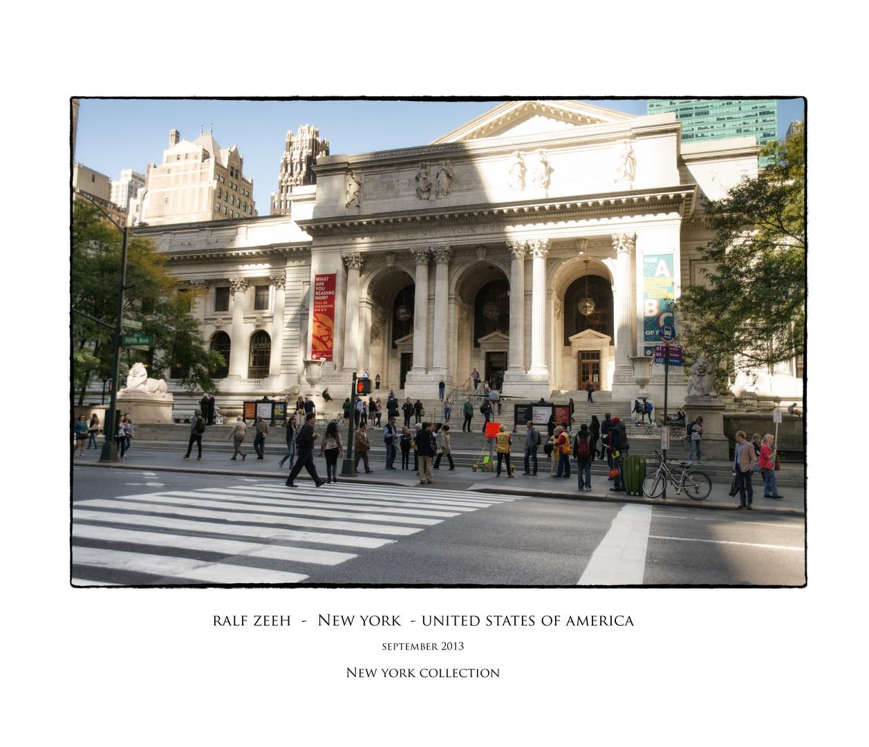 New York Public Library no.1
