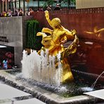 NEW YORK - Rockefeller Center - Prometheus