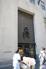 New York, Rokfeller center, Palazzo Italia