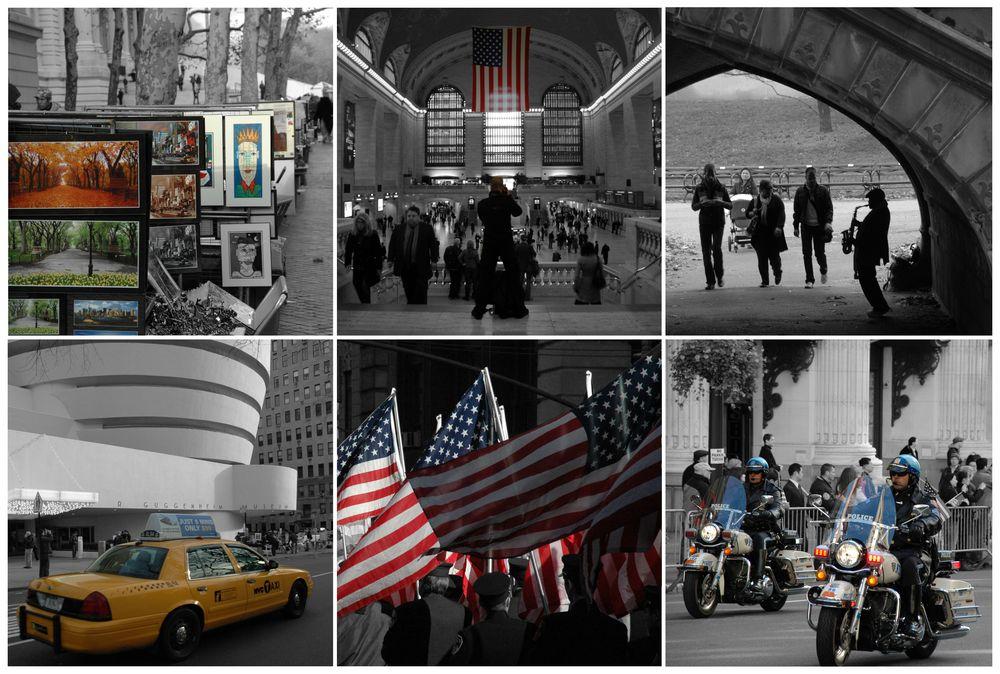New York Scenes