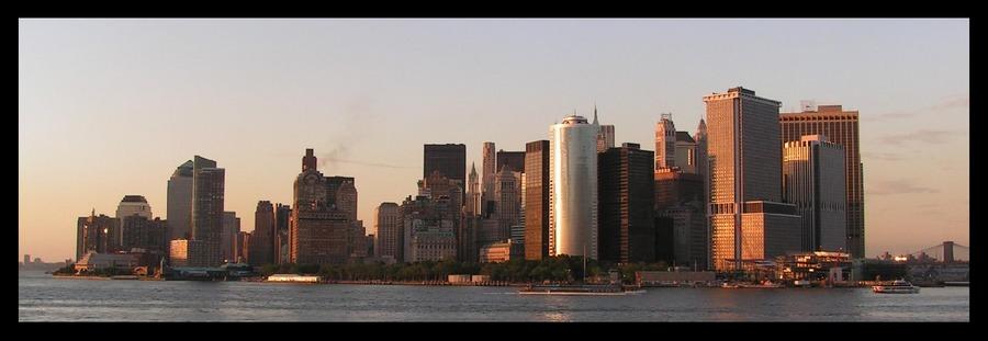 New York Skyline #2