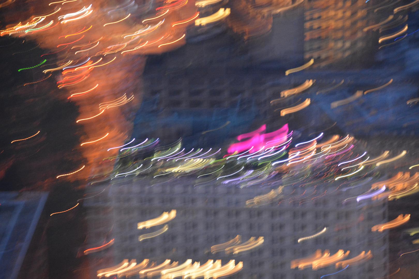 New York Skyline mal ganz anders..