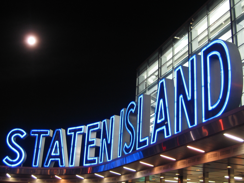 New York Staten Island Ferry Terminal