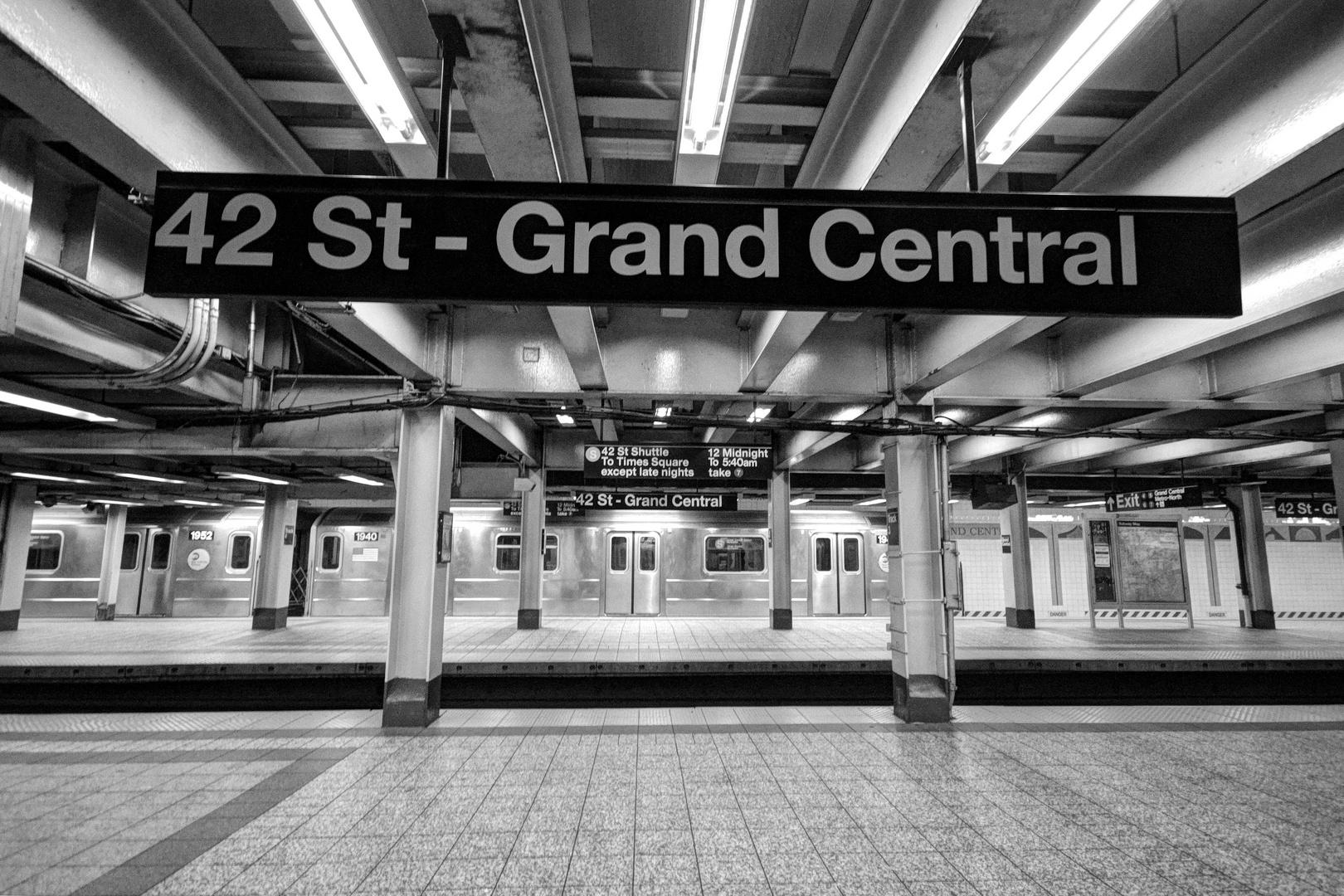 New York - Subway - 08