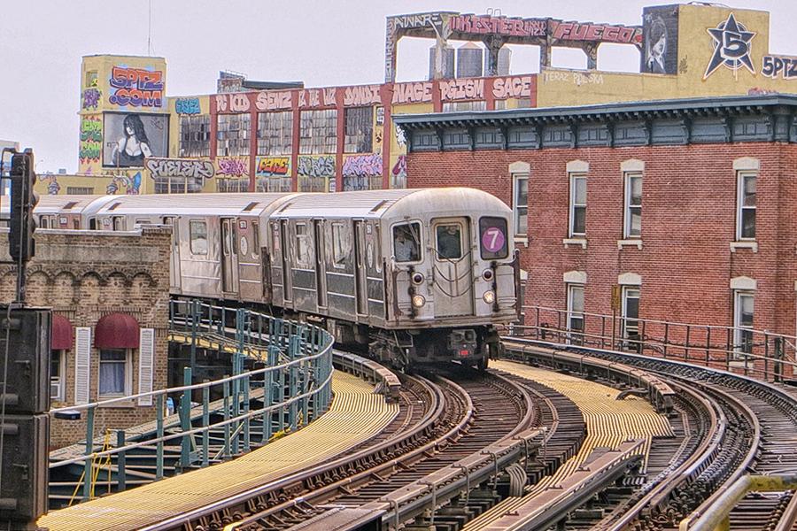 New York Subway II
