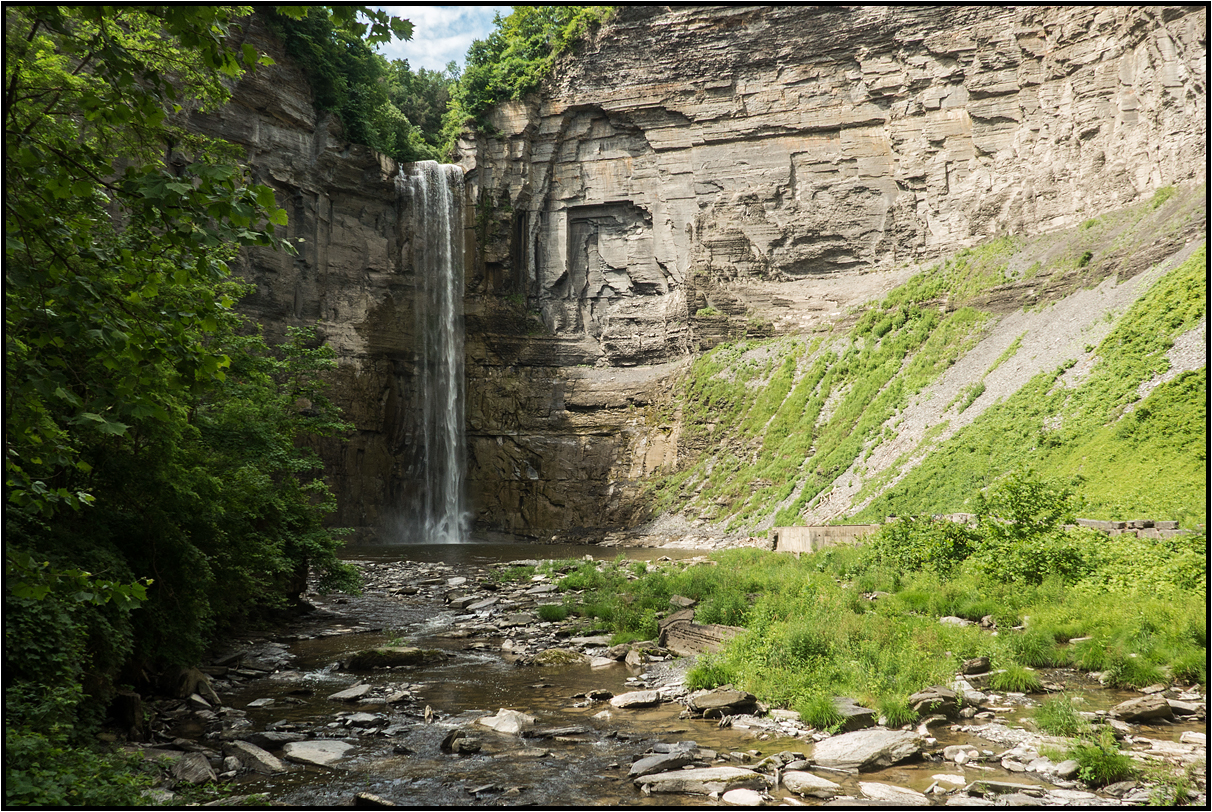 New York | Taughannock Falls |