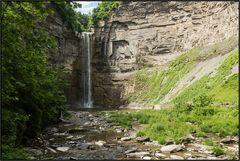 New York   Taughannock Falls  