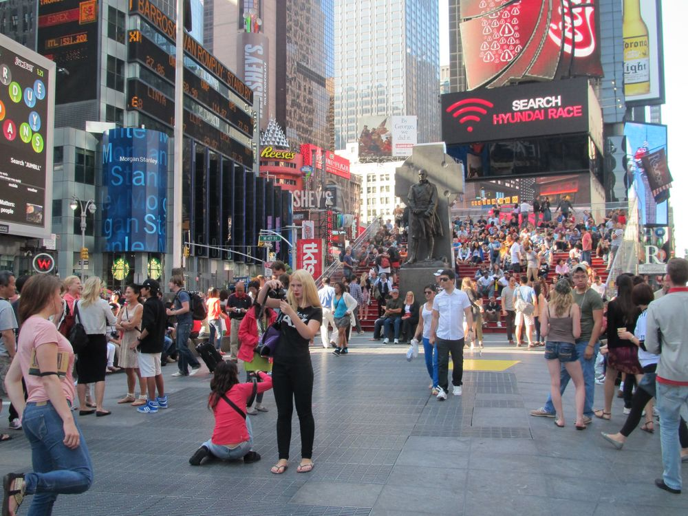 New York, Times Square1