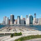 New York - View on Lower Manhattan seen from Brooklyn - 04