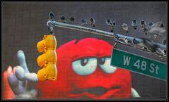 New York  W 48 St