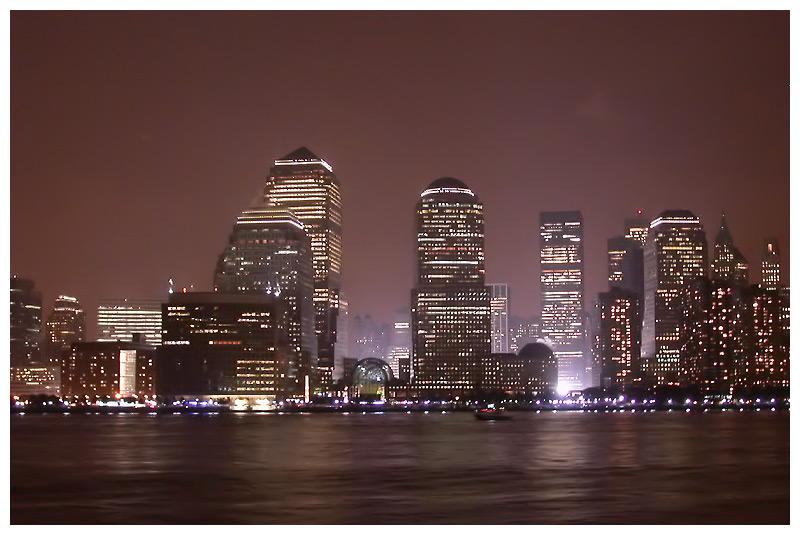 New York - World Financial Center