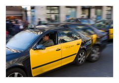 New York Yellow Cab`s