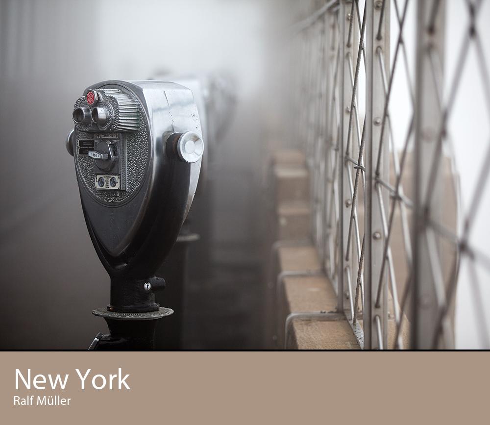 New York - Zero Visibility 1