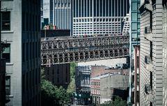 New Yorker Ansichten - Brooklyn Bridge