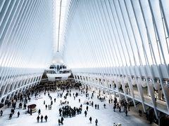 New Yorker Ansichten - Das Oculus (II)