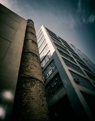 New Yorker Ansichten - Industriebauten in Chelsea (New York)