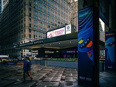 New Yorker Ansichten - Madison Square Garden