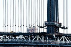 New Yorker Ansichten - Manhattan Bridge