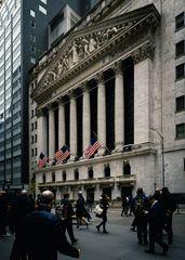 New Yorker Ansichten - New York Stock Exchange