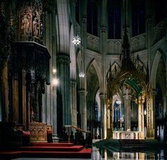 New Yorker Ansichten - Saint Patricks Cathedral