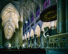 New Yorker Ansichten - Saint Patricks Cathedral (II)