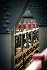 New Yorker Ansichten - Williamsburg Bridge