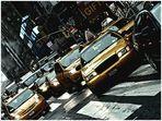 New Yorker Verkehrs Wahnsinn