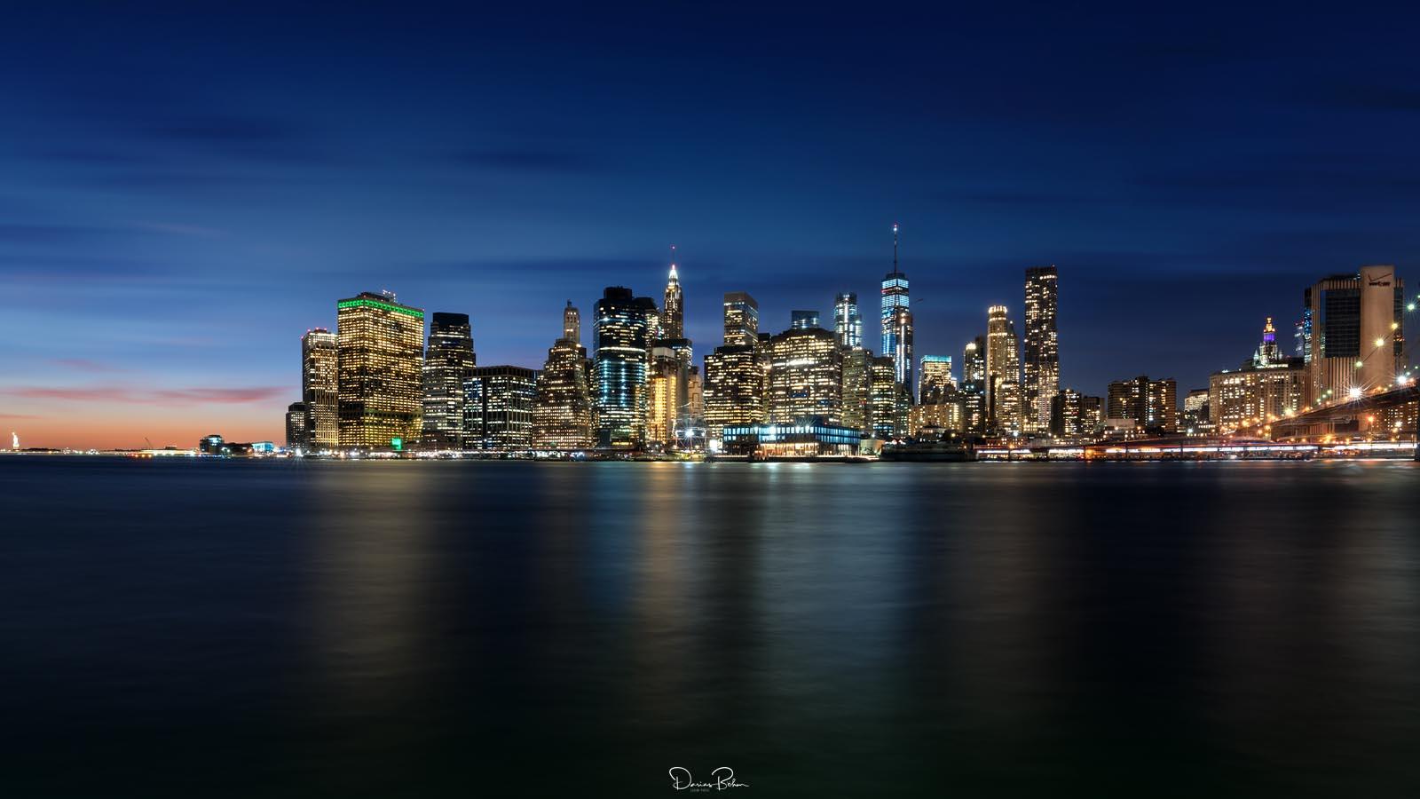 New York,Skyline