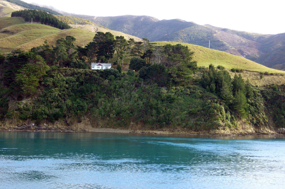 New Zealands most amazing house